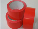 "2"" Red Acrylic Tape"